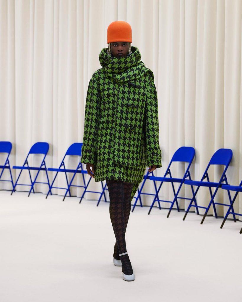 Nina Ricci коллекция осень-зима 2021