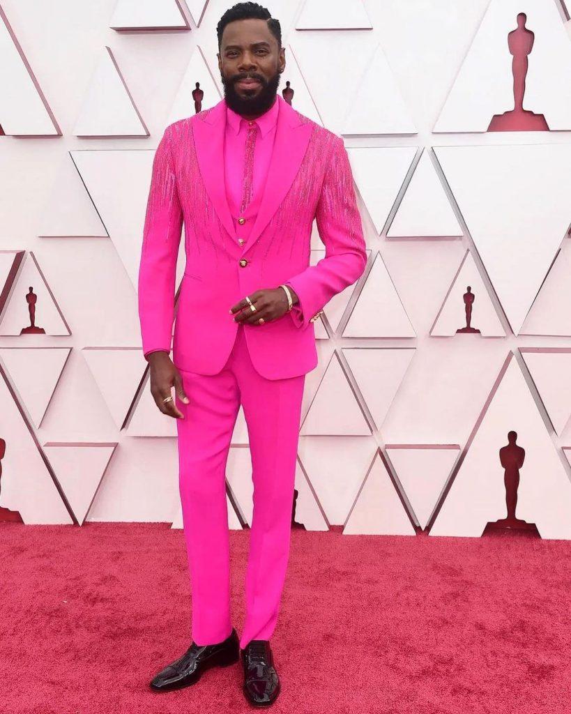 Колман Доминго в Atelier Versace на 93-ей церемонии премии «Оскар» 2021 года: лучшие наряды красной дорожки