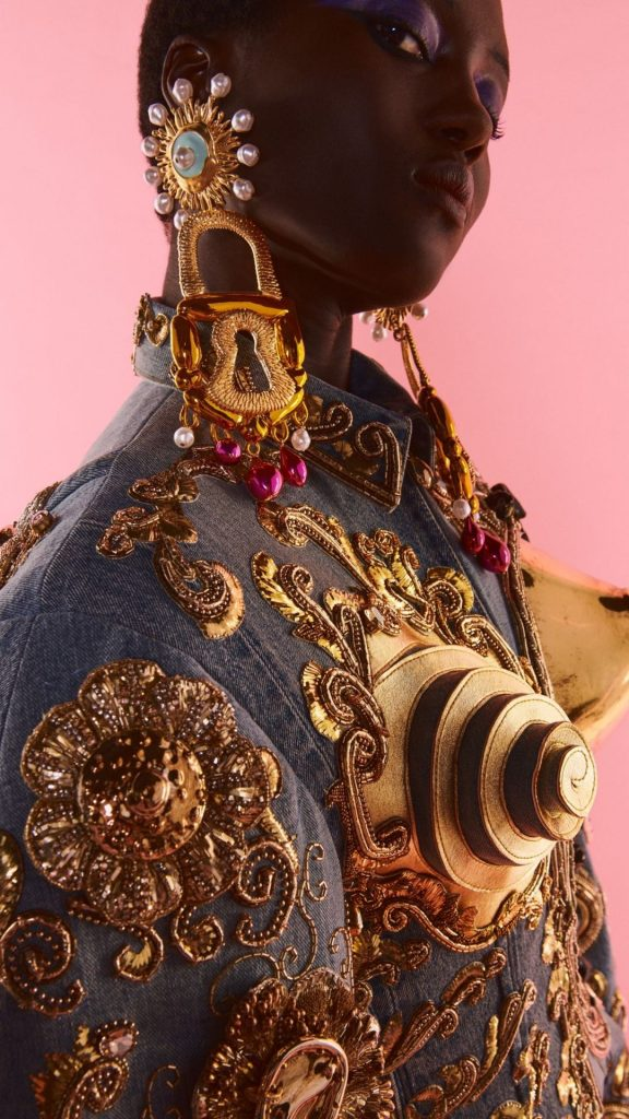 Schiaparelli MATADOR Haute Couture FW21/22