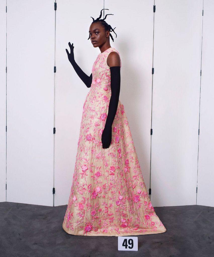 Balenciaga 50th Couture Collection
